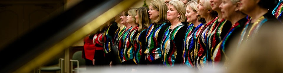 Women's singing group